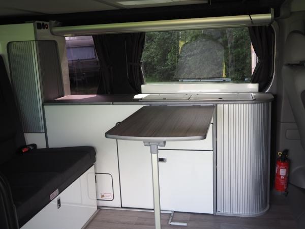 Vivaro keuken camperbus